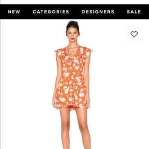 BRAND NEW J.O.A. dress from revolve